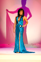 Preliminaries - Miss Evening Gown
